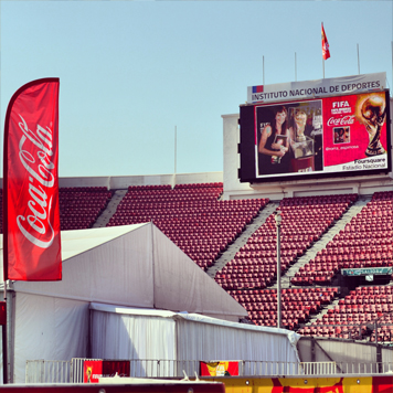 Coca-Cola | Trophytour 2013