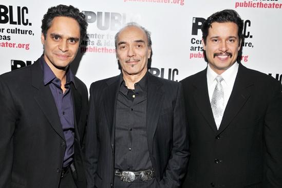 Opening Night - Los Tres Amigos