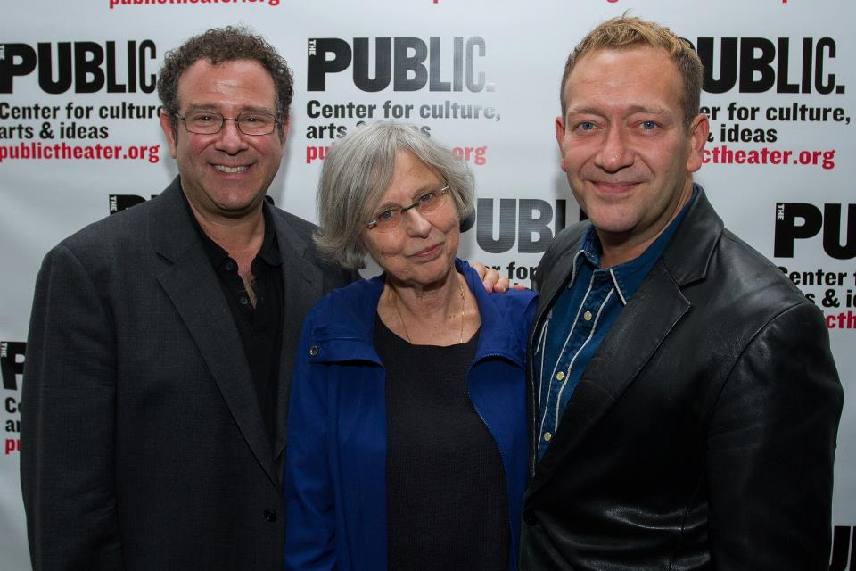 Opening - Michael Greif, Sybille Pearson, and Micheal John LaChiusa