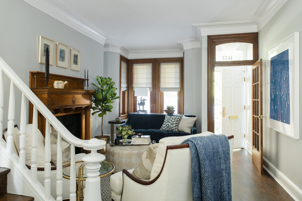 Dupont Circle Row House | WDC