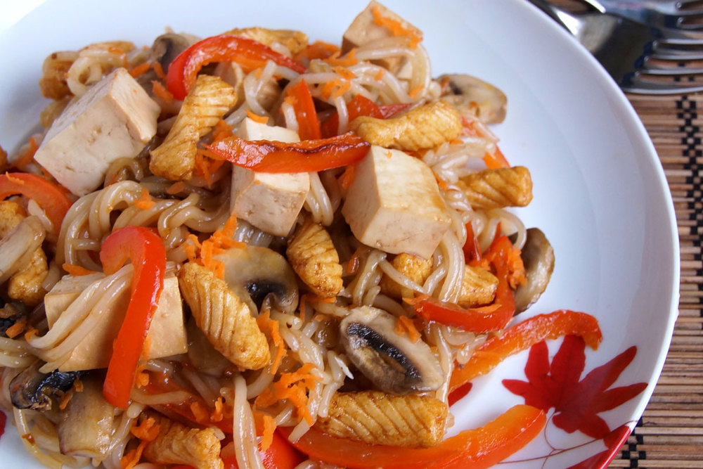 Teriyaki Twist Stir-Fry