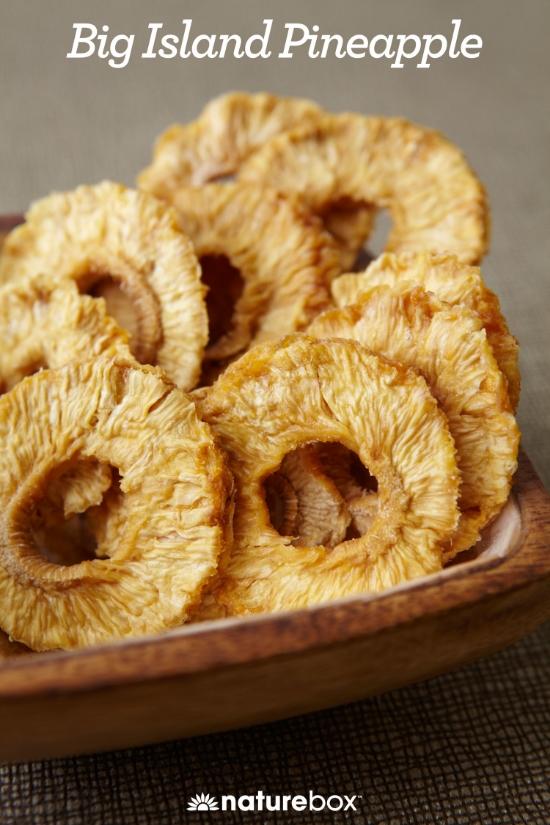 Meet The Snack: Big Island Pineapple — NatureBox Blog