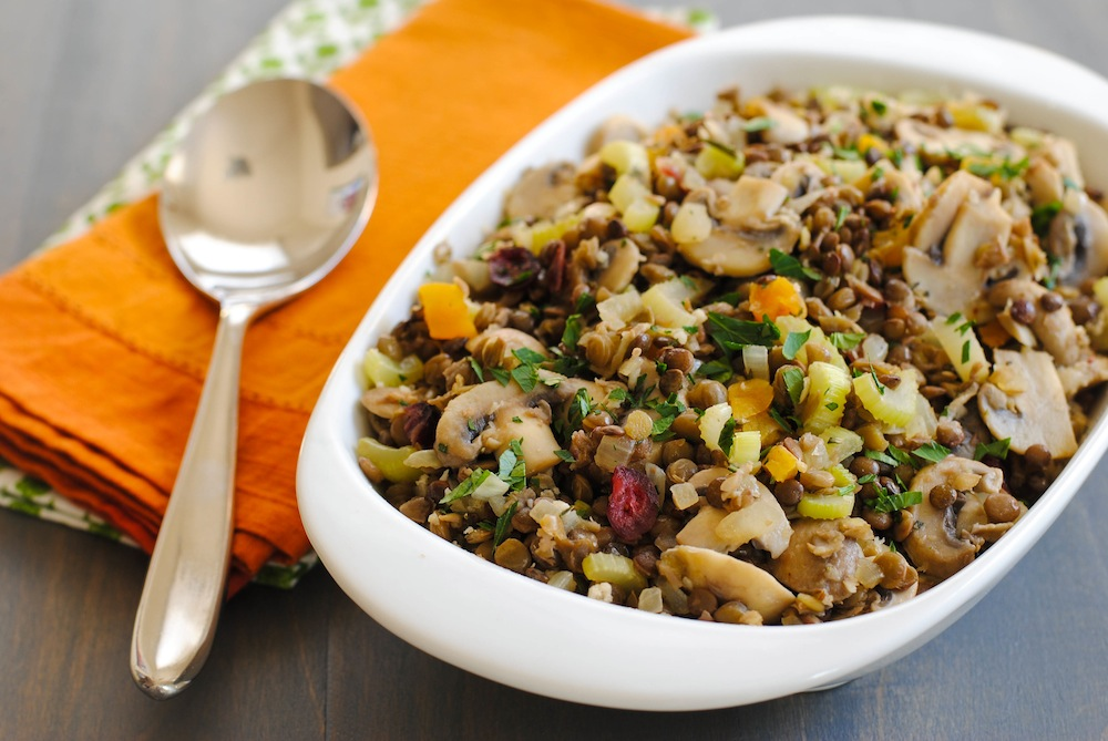 Gluten-Free Turkey Stuffing