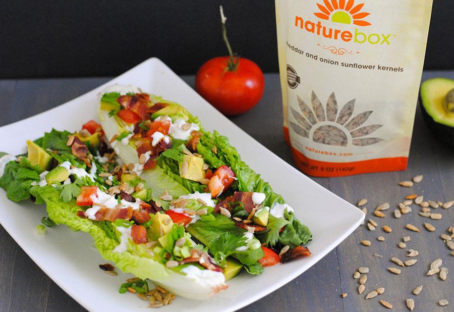 Southwestern Wedge Salad