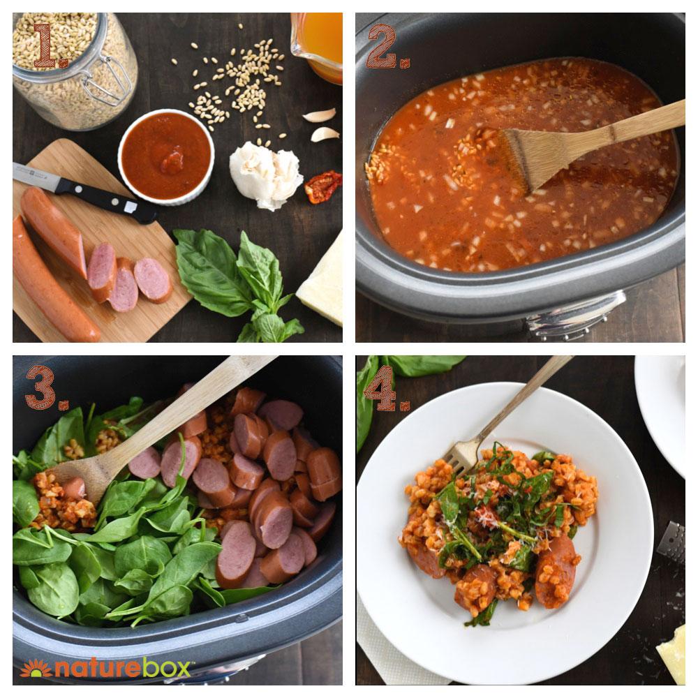 Slow Cooker Italian Barley & Sausage-4pix.jpg