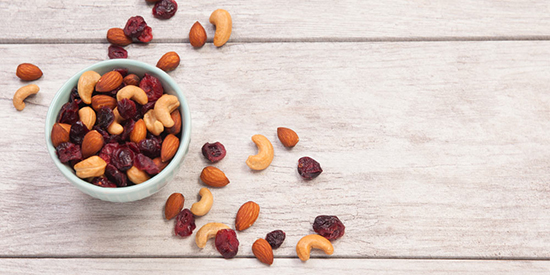 Sweet & Simple Berry Nut Mix