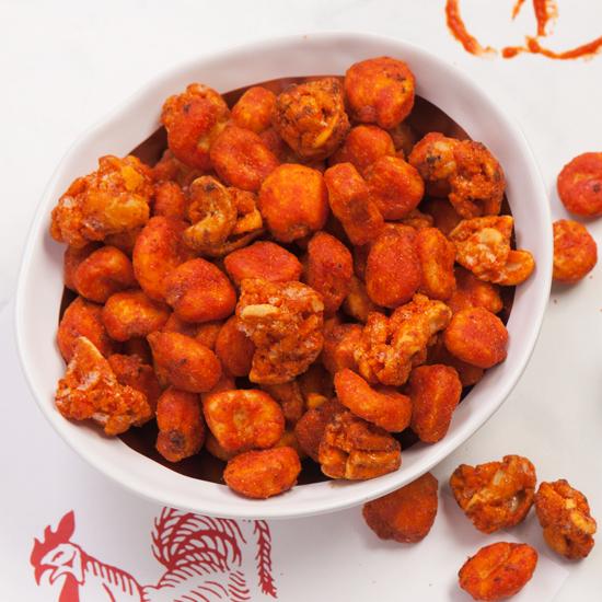 Sriracha Cashew Crunch