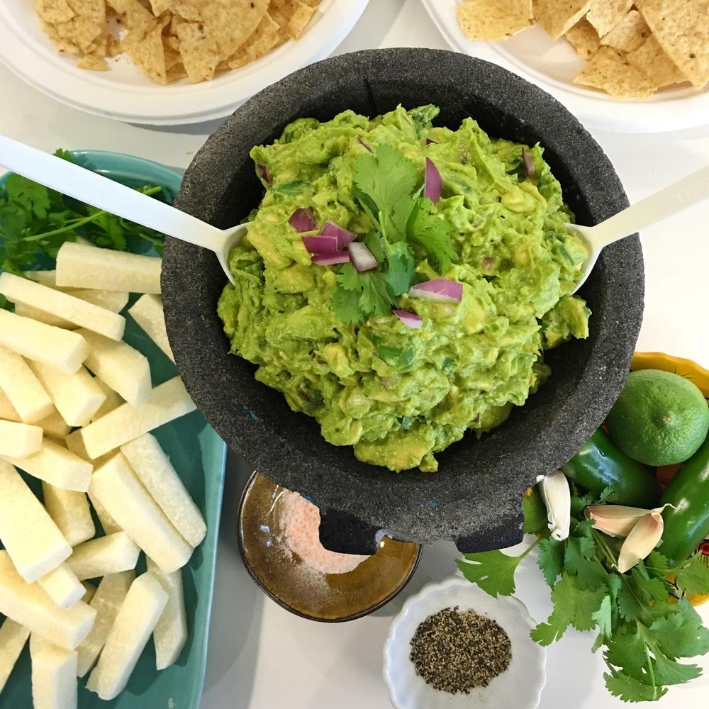 Best-Ever Guacamole