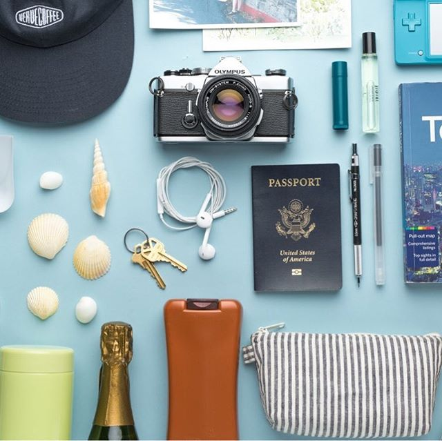 Winter blues has us dreaming up sunny Summer adventures.  Where are you off to this year? And, just as important-- which snack are you packing in your carry-on?  #2018travelgoals