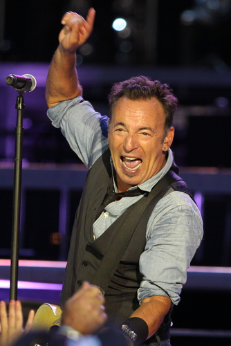BRUCE SPRINGSTEEN IS MY PASTOR