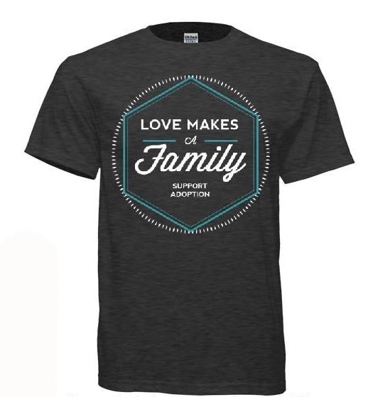 Our t-shirt. $16 apiece.