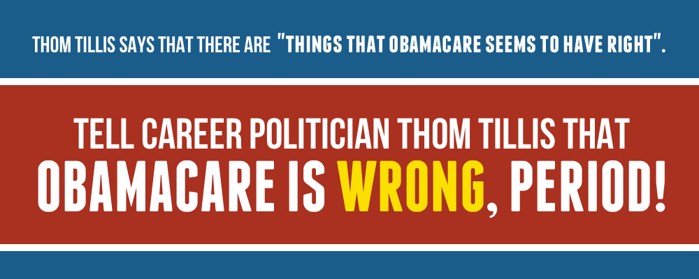 Obamacare is wrong, period.