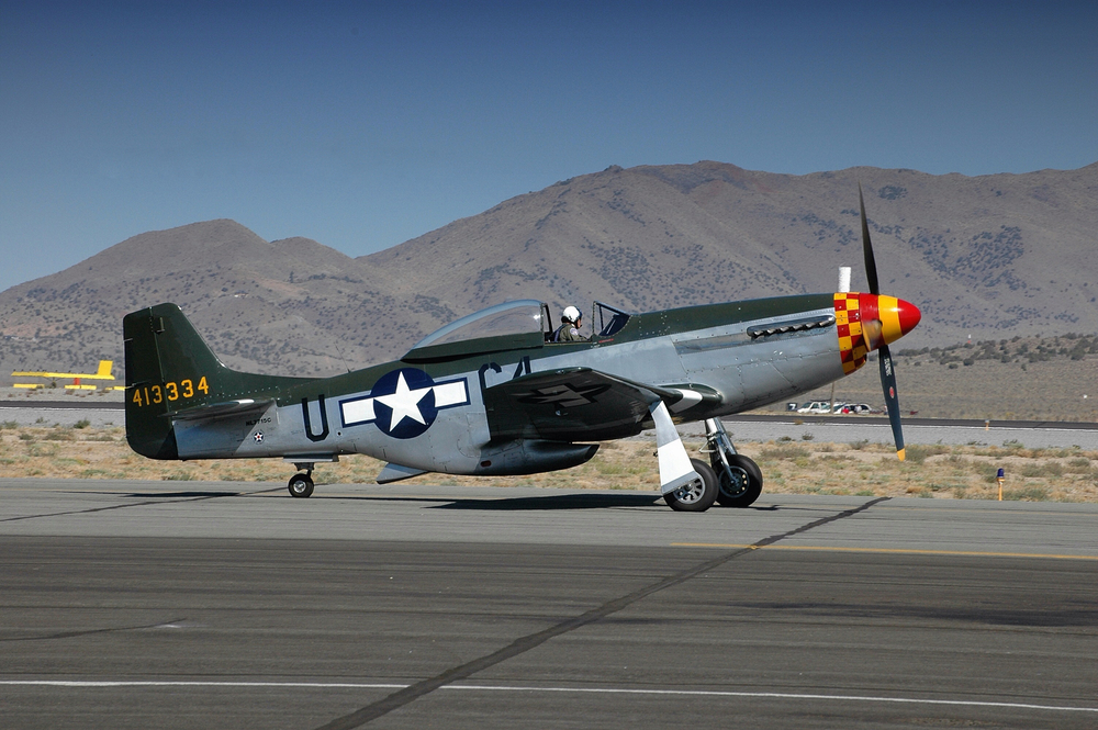 P-51 Mustang, 2012 Reno Air Races