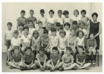 First grade.