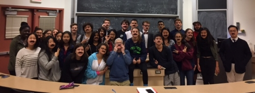 Calculus Mustache Day