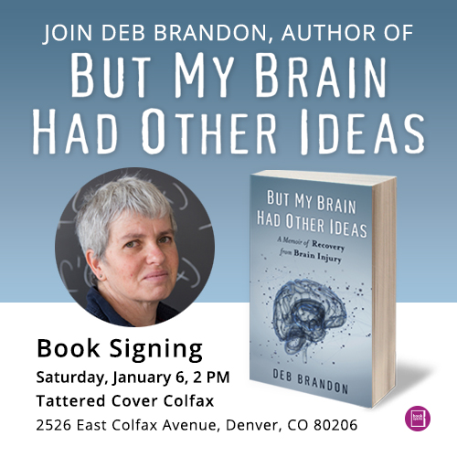 Saturday January 6, 2017, 2 PM Tattered Cover Colfax, Denver, Colorado