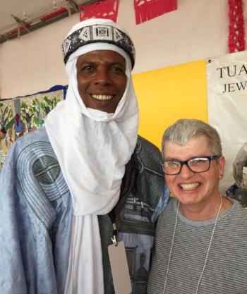 Tuareg jewler