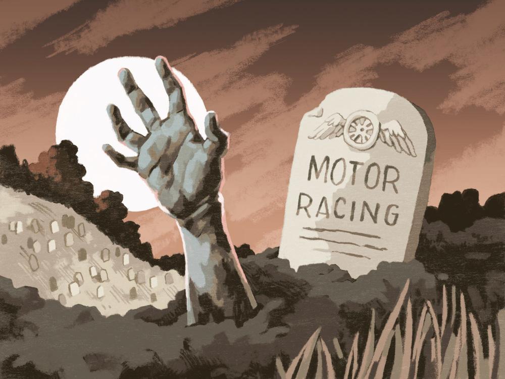 Drew Bardana - Zombie Cars