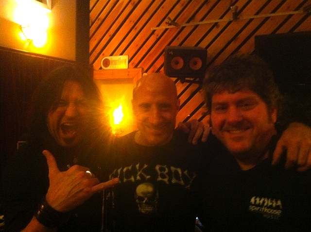 Michael Sweet, Kenny Aronoff & Danny Bernini