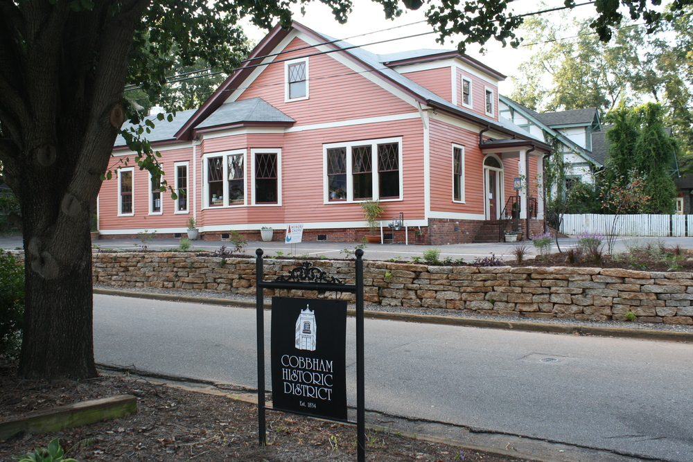 Cobbham Historic District