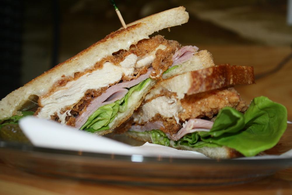 Cordon Bleu Sandwich