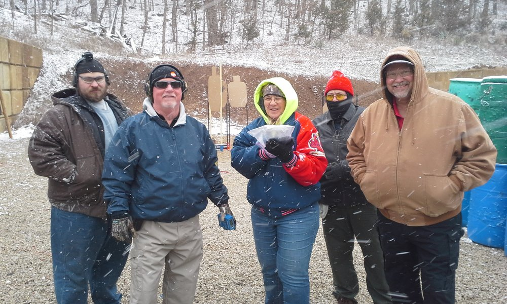 neither rain, nor sleet nor snow....     (march 2017  arpc-idpa)