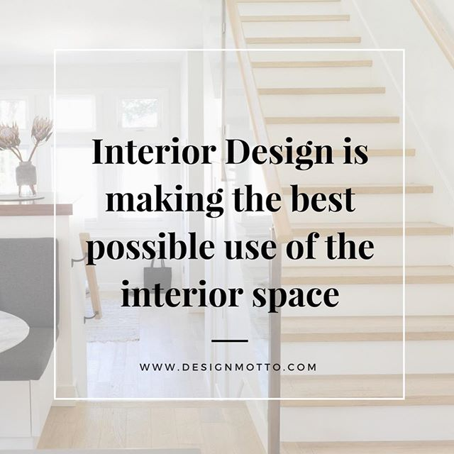 Interior Design is making the best possible use of space. It's about creating a home that functions well with your lifestyle and flows with how you live and enjoy your home. It's more than making things look aesthetically pleasing, it's about enhancing the lives of those who use the space. This is where the true value of a designer comes in. #interiordesign #interiors #functionaldesign #vancouver #vancouverdesign #vancouverinteriordesigner #vancouverdecorator #vancouverstyle #homedesign #designmotto #mottointeriordesign