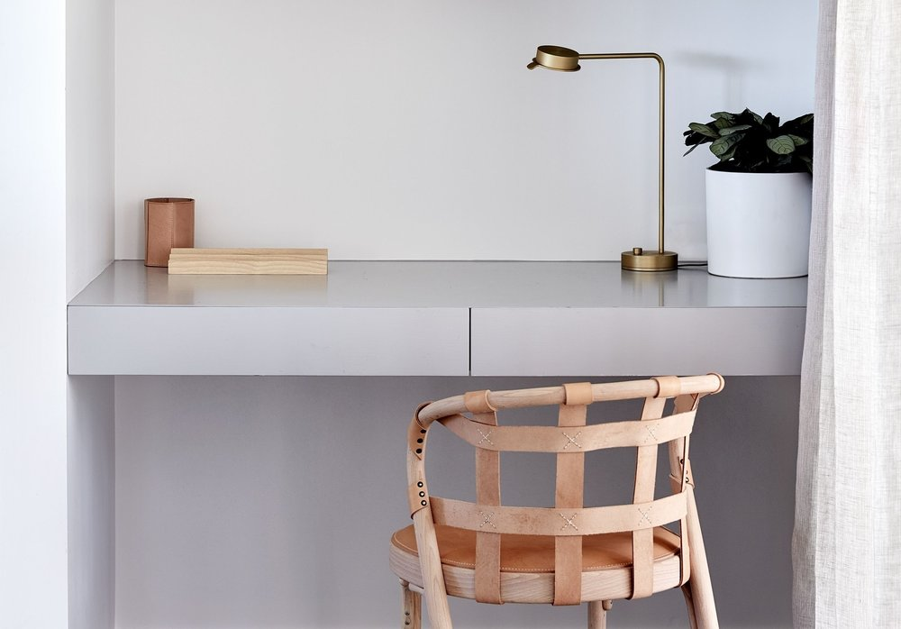 FURNITURE + STYLING - Pull it all together.
