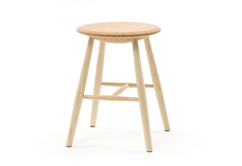 The 'Drifted' stool by Lars Beller Fjetland for Discipline.