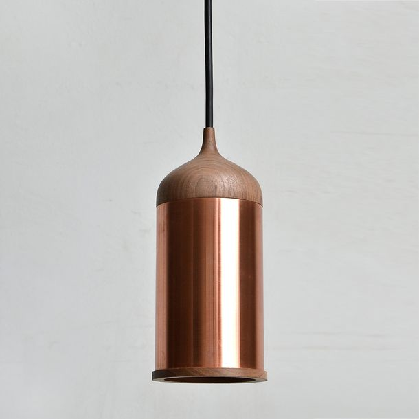 Steven Banken's 'Copper Lamp No 1'