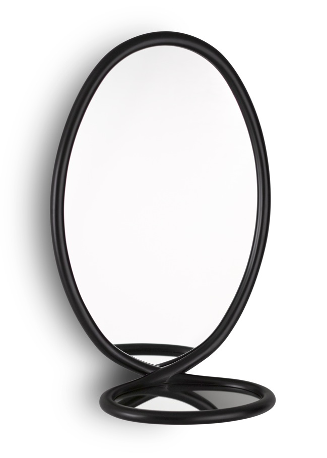 Front's new mirror for Porro is actually a combination of bending and carving.