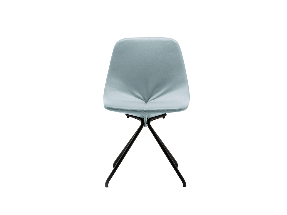 Gastore Rinaldi's classic 1953 'DU30' chair. Now reissued by Poltrona Frau.