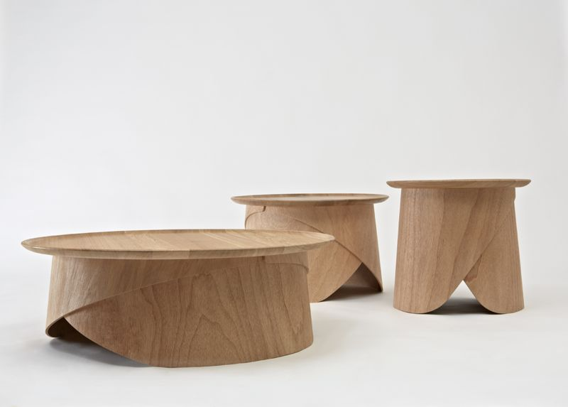 The 'Wrap' tables for Czech manufacturer Lugi from 2013.