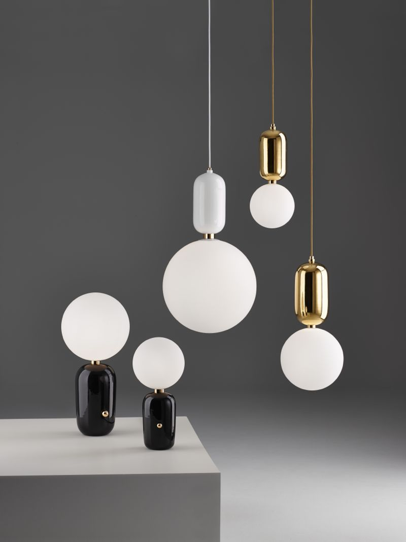 Jaime Hayon always manages to surprise. This time around it was with his 'Aballs' lights for new brand, Parachilna.
