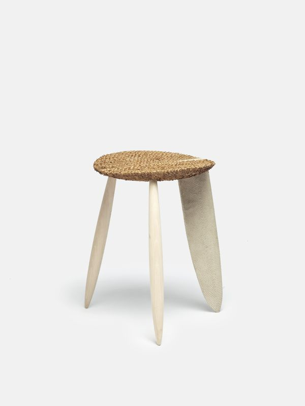 The 'Fins' stool by Formafantasma for French label Moustache - quirky but extremely cute.