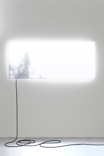 'Daylight Comes Sideways' - a highly technical solution to create the illusion of the play of natural light.