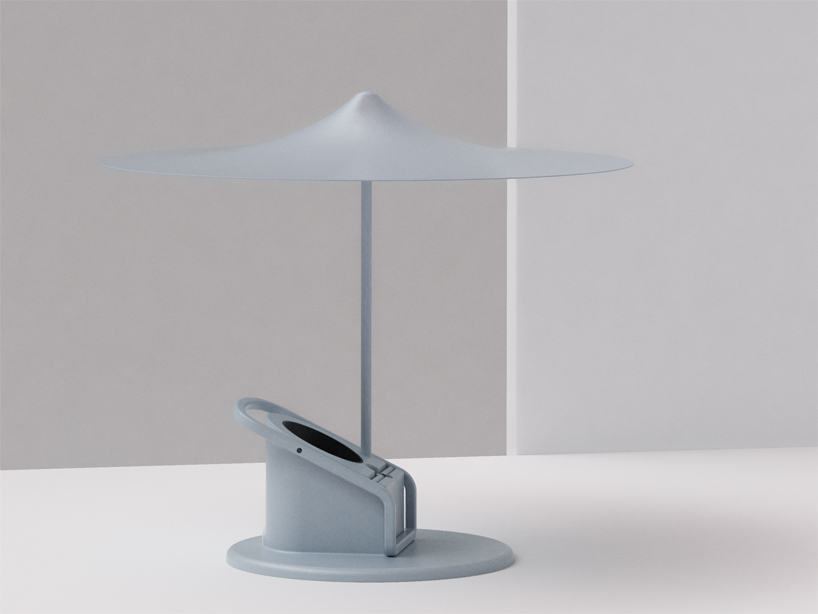 The 'Clamp lamp' by Inga Sempé for Wastberg.