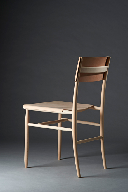 David Ericsson's 'Madonna' chair for Gärsnäs. Photograph: Lennart Durehed