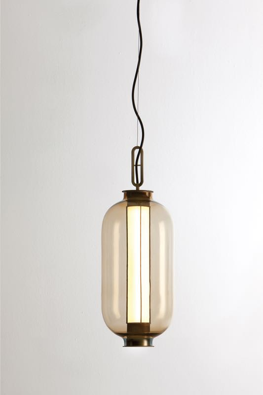 The 'BAI Di Ba' pendant light by Neri & Hu for Parachilna.