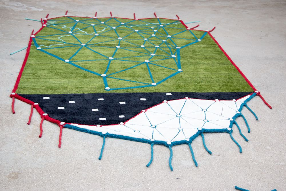 Mattali Crasset's'Topographie' for Nodus.