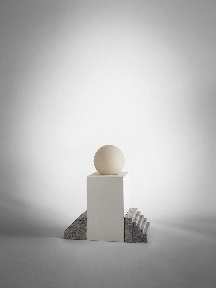 'V' - A still life from Studiopepe's Ossimori exhibition. Photo: Silvia Rivoltella