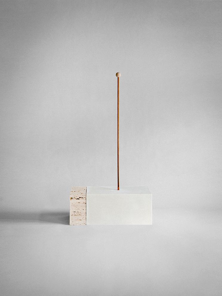 'IV' - A still life from Studiopepe's Ossimori  exhibition. Photo: Silvia Rivoltella