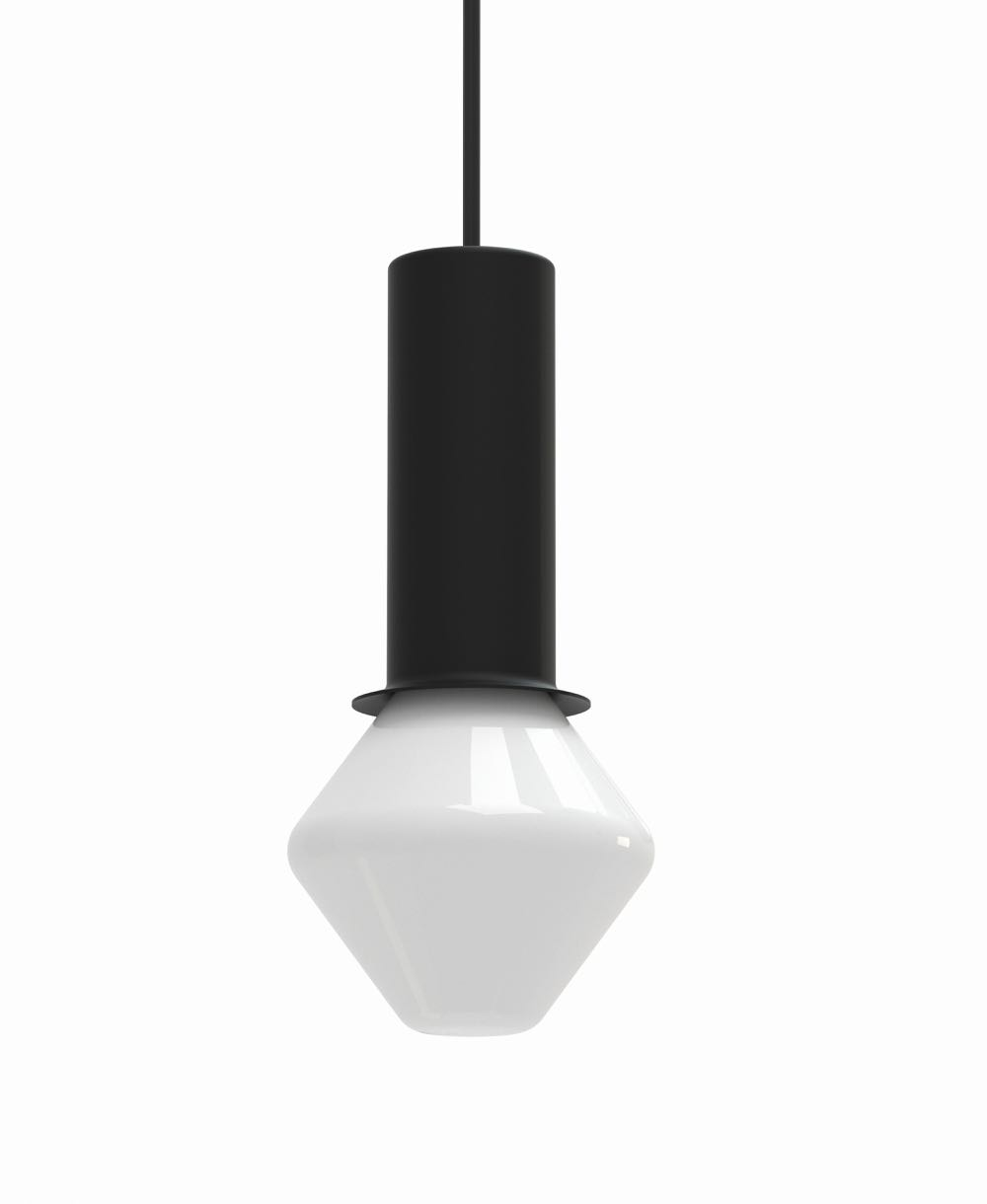 Wirkkala's TW003 pendant lamp from 1960 has recently been reissued by Artek. Photo courtesy of Artek.
