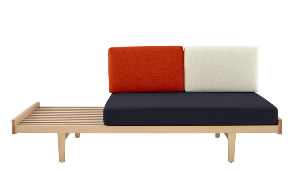 Model 118 Daybed by Pierre Paulin (1927 -2009) designed in 1953 Reissued by Ligne Roset