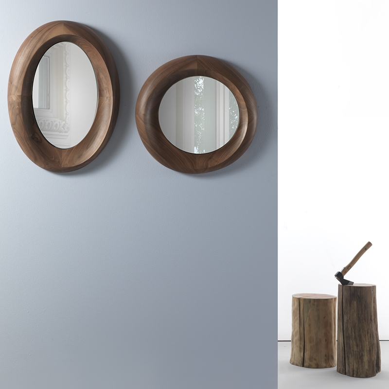 'Etna' mirrors by Studio BAAG for Durame 2015.