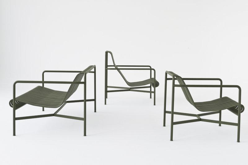 Like so many other Bouroullec products, the Palisade Collection feels fresh and without any form of pretension.