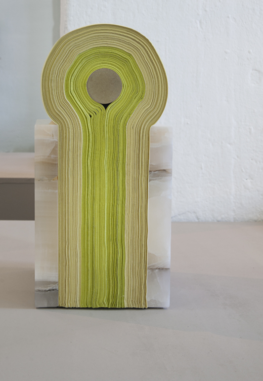 'Strata' by Formafantasma for the Touching Tales exhibition for Alcantara.