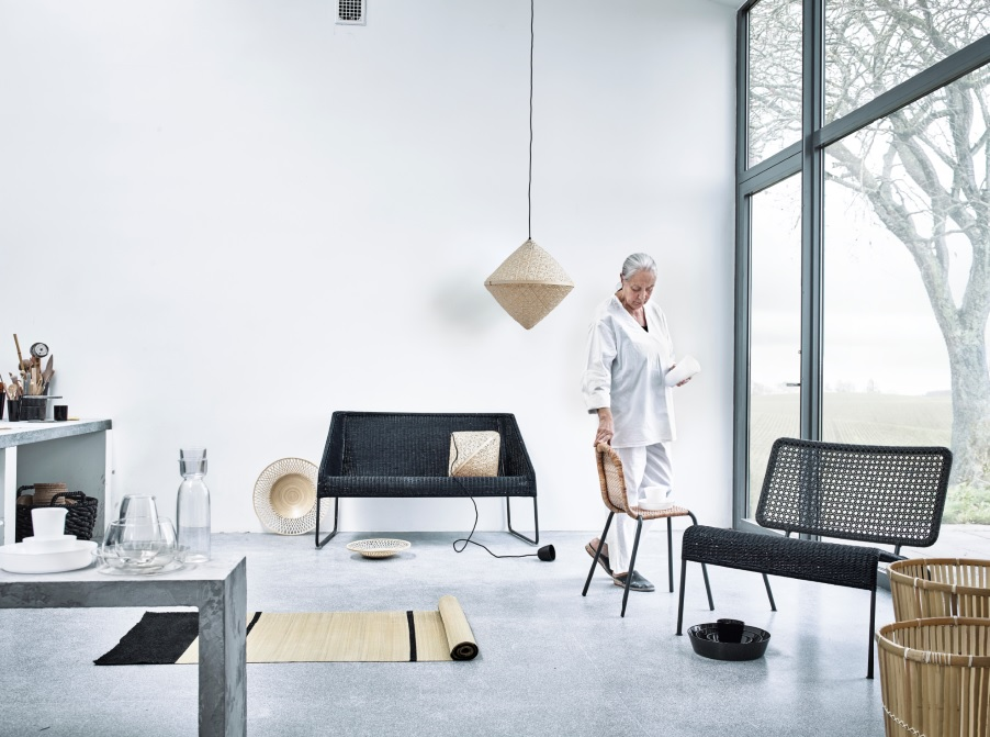 The 'Viktigt' collection by Ingegerd Råman with Nike Karlsson and Wiebke Braasch for Ikea.