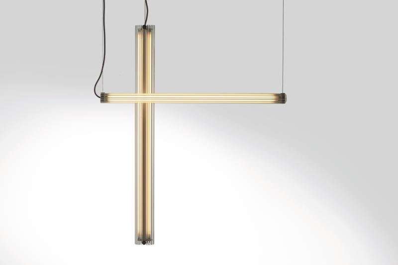 A pair of 'B15' light by Jordi Veciana for Parachilna.