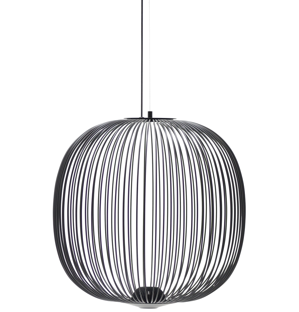 Known in replica stores as the 'Icon Wire' pendant this light is actually a copy of the the 'Spokes' light by García Cumini Associati for Italian lighting specialist Foscarini.